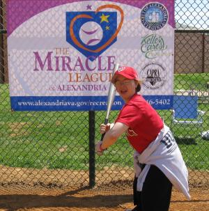 2011 MIRACLE BASEBALL LEAGUE OPENING DAY 005